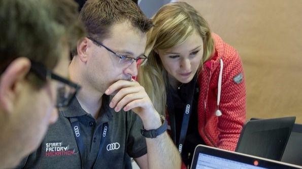 Hackathon Smart Factory, la apuesta por el desarrollo de Audi