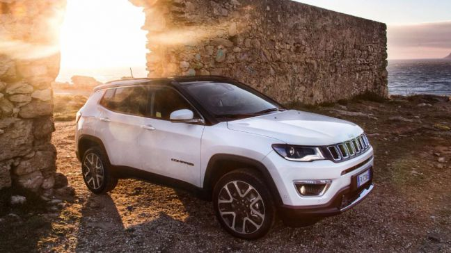 Jeep Compass, diseño distintivo y actual