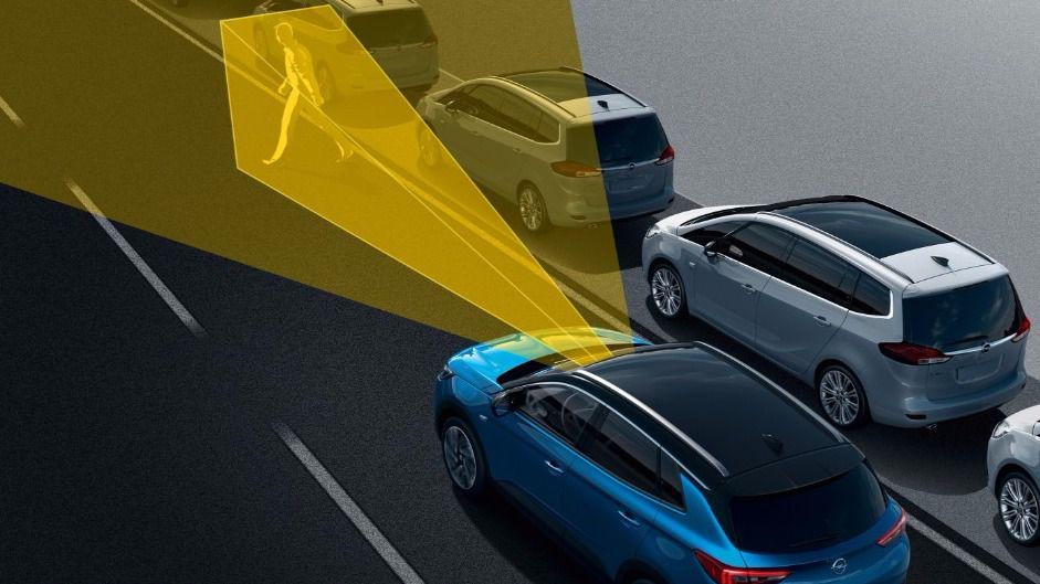 Detección de fatiga del conductor en el nuevo Opel Grandland X