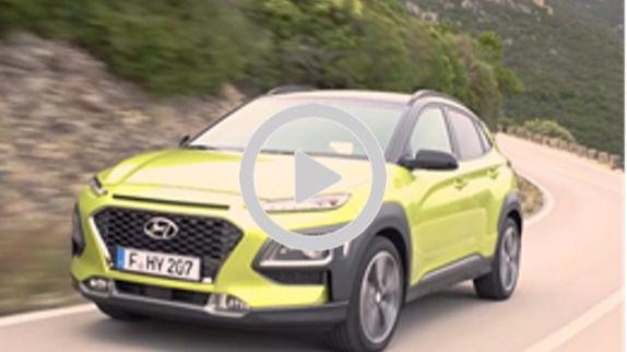 Después del verano llega a España el nuevo Hyundai KONA