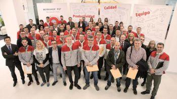 Seat ahorra 13 millones de € gracias a la campaña Ideas de Mejora