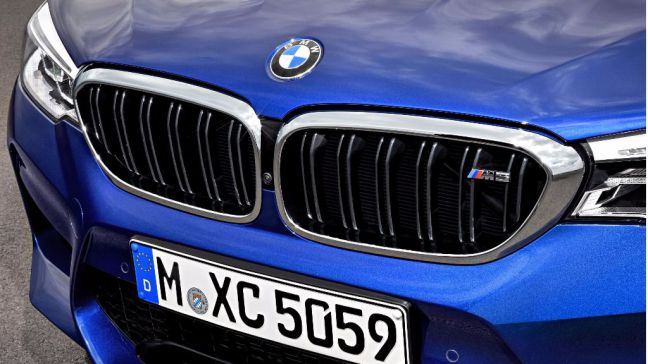 El nuevo BMW M5
