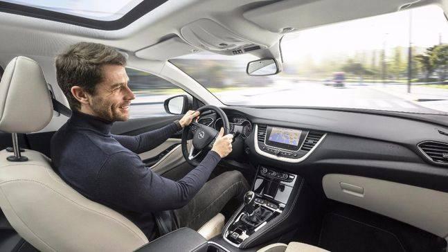 Opel Grandland X, un SUV dinámico y aventurero