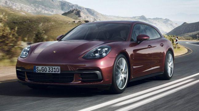 Con el otoño llega el Porsche Panamera Sport Turismo
