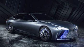 LS+ Concept, la conducción automática de Lexus