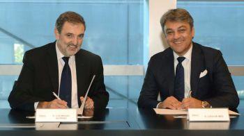 Acuerdo entre Telefónica y Seat para digitalizar la industria del automóvl