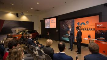 Décimo aniversario del centro de prototipos de desarrollo de SEAT