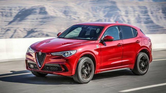 Stelvio Quadrifoglio, el nuevo SUV de Alfa Romeo