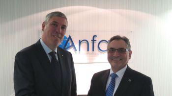 José Vicente de los Mozos, nuevo presidente de ANFAC