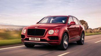 Bentley Bentayga V8 o como elevar un SUV al mundo del lujo
