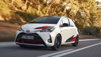 Nuevo Toyota Yaris GRMN, la competición llega a la carretera