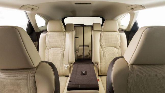 Lexus RX 450h L, el primer 7 plazas de la casa