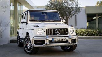 Nuevo Mercedes-AMG G 63, toda la clase G de Mercedes