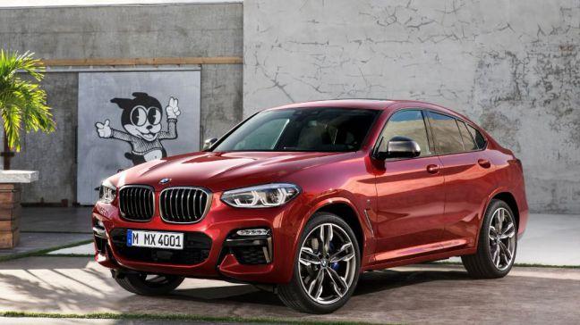 BMW X4, nuevo diseño con toques Premium