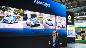 Daimler invierte en la start-up Anagog