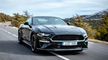Llega un nuevo Ford Mustang con un diseño más estilizado