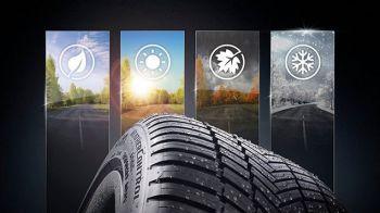 Primer Neumático All Season para turismo y vehículos SUV de Bridgestone