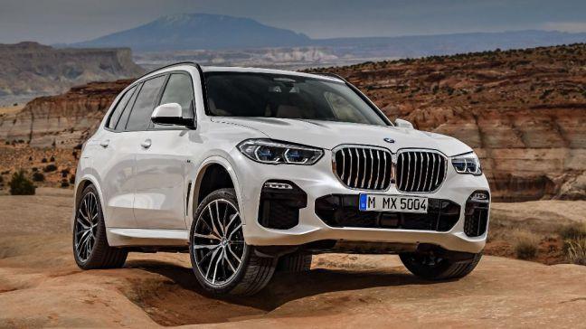 LLega el BMW X5, la cuerta generación de un símbolo