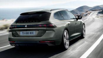 Nueva versión SW del Peugeot 508
