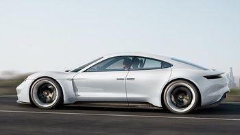 Taycan, el primer deportivo eléctrico de Porsche