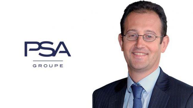 Philippe de Rovira, Director Financiero de Groupe PSA