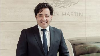 Enrique Lorenzana nuevo Director de Ventas par Europa de Aston Martin