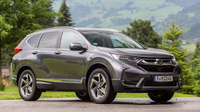 Honda CR-V VTEC, nueva version 2018, mejora y eficiencia