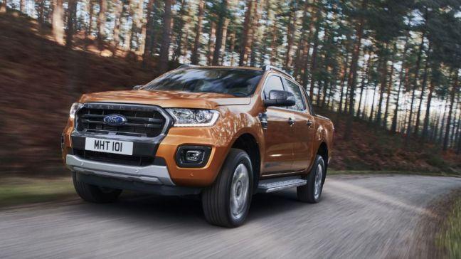 LLega la nueva versión del Ford Ranger, el pick up más vendido en Europa