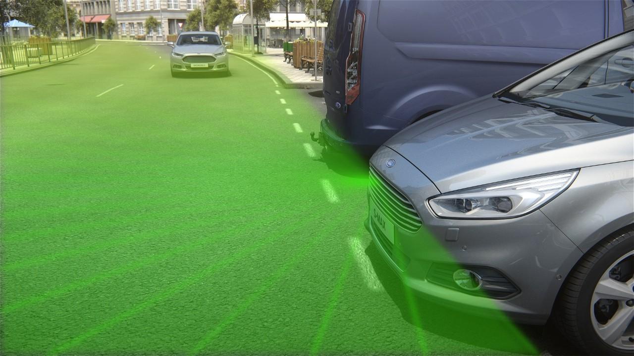 Ford desarrolla la nueva Cámara de Visión Delantera de Pantalla Partida