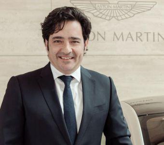 Aston Martin anuncia el nombramiento de Enrique Lorenzana como Director de Ventas en Europa. Este puesto de nueva creación contrib...